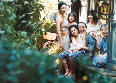 坎城金棕櫚得主《小偷家族》 台北電影節看得到