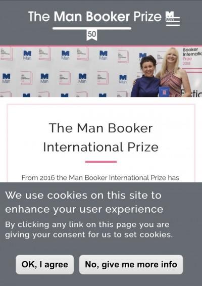 「曼布克國際獎」揭曉!波蘭小說家朵卡萩《飛翔》獲殊榮