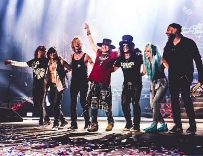 搶票啦!槍與玫瑰創始成員合體 11月登台開唱