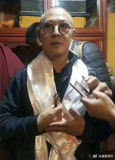 網瘋傳55歲李連杰憔悴老態   他出面說話了……