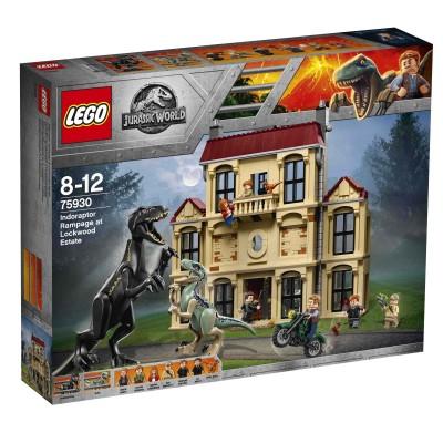 樂高推完整侏儸紀系列 恐龍迷必收