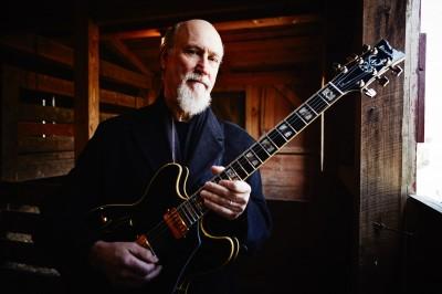 吉他之神約翰‧史考菲重返兩廳院夏日爵士派對