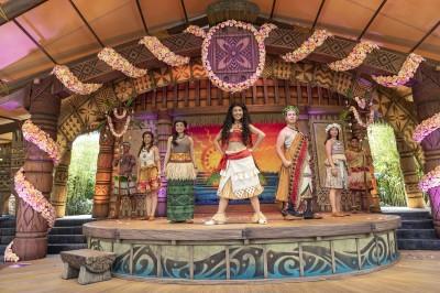 香港迪士尼「魔海奇緣凱旋慶典」   全新互動舞台表演新登場