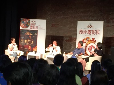 (影音)朱延平當眾爆粗「幹」 寬姐被罵低俗這樣回...