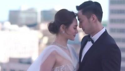 婚後首發聲 「台灣媳」阿嬌10字宣言放閃彈