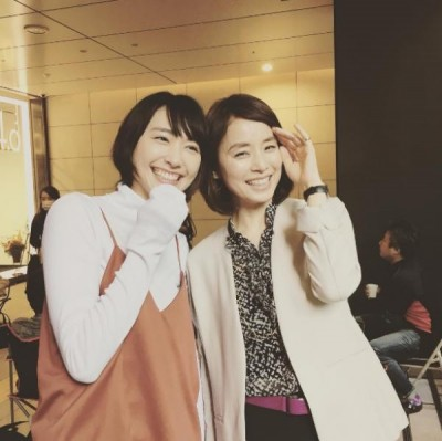 新垣結衣「小阿姨」訪台!石田百合子來台踩點