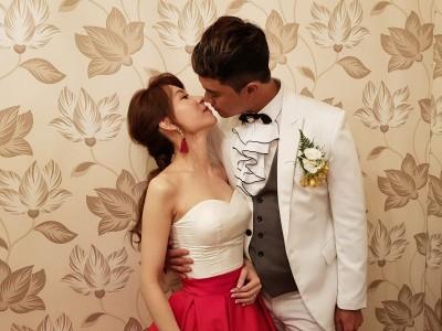 男星愛情長跑8年 娶回前女友甜宴客