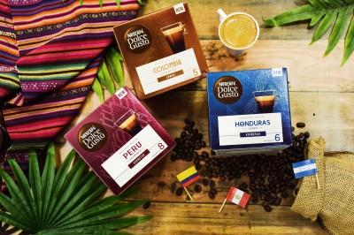 雀巢推三款單品豆咖啡膠囊  滿額送印花樂布包