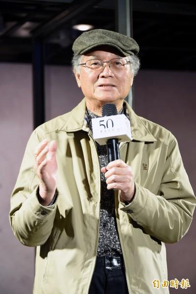廖修平獲台師大名譽博士 謙稱代表版畫圈領獎