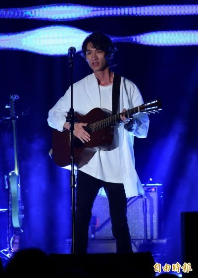 (影音)魏如萱表弟柯智棠金曲演唱會上宣布好消息