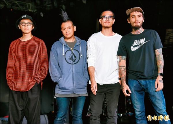 備戰金曲音樂節 泰國天團狂嗑臭豆腐