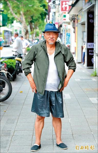 (專訪)73歲凌峰配偶欄仍是賀順順    不知妻女在哪