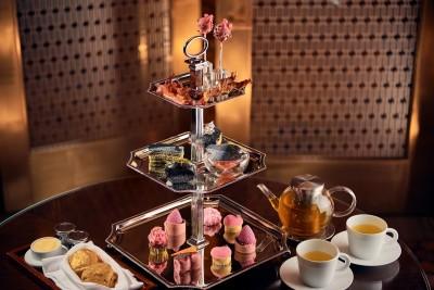 澳門瑞吉酒店雅緻珠寶下午茶  品嘗華麗滋味還可參加抽獎