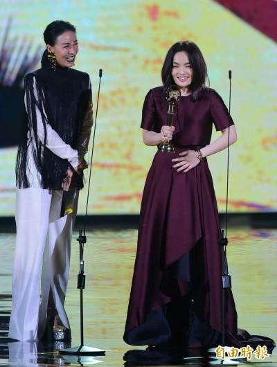 金曲影音》徐佳瑩大豐收 拿完歌后再奪最佳國語專輯