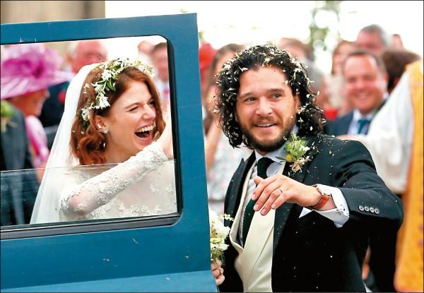 結束6年愛情長跑 《冰與火》瓊恩雪諾娶女野人