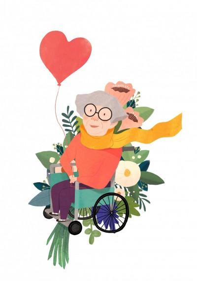 80歲婆婆骨折恢復神速  原來靠的是這個……