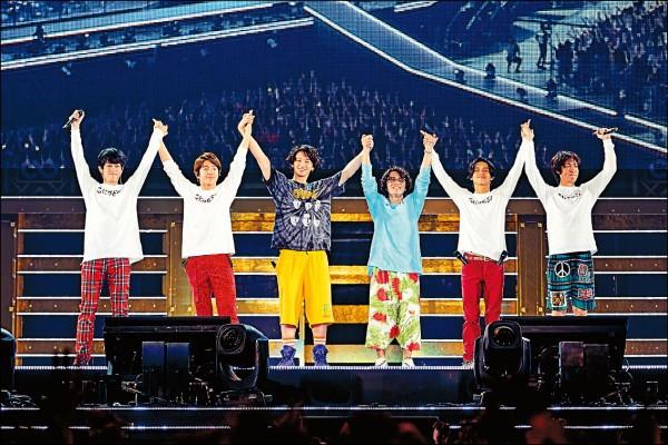 6人組「關8」巡演嗆聲   絕不輸給澀谷昴