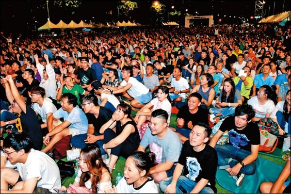 華視世足冠軍賽 吸377萬人收看