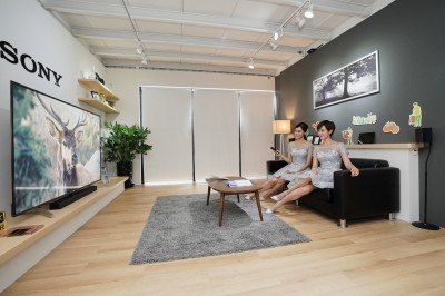 暑假親子出遊來這吧!亞洲唯一Sony電視綠建築快閃店來了