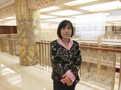 黃偉哲妹妹讚嘆中國強大 高喊「我們要統一」