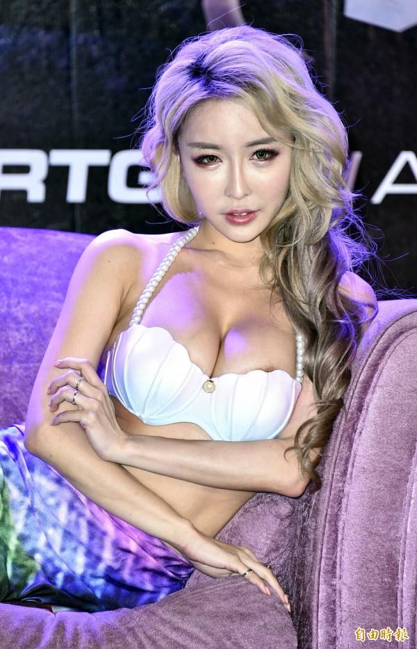 辣模雪碧傳遭詐300萬 週刊爆仲介女模海外陪酒
