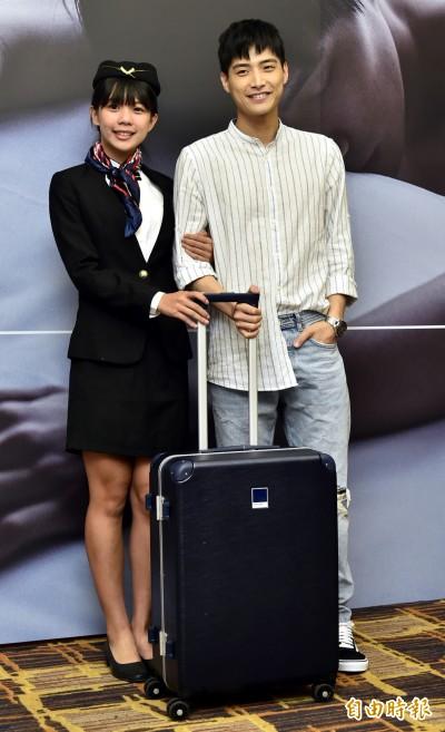 (影音)陳彥名被拱羞秀冰塊肌 想起空姐前女友坦言忘不了
