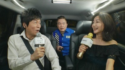 台語歌神七歲一唱就紅 康康邀他圓夢上車唱