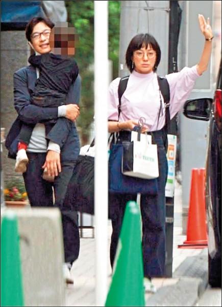 40歲菅野美穗懷2寶 街頭一打二