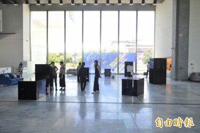 (影音)暌違許久重新開館 北美館《逐步》邀民眾共譜藝術篇章