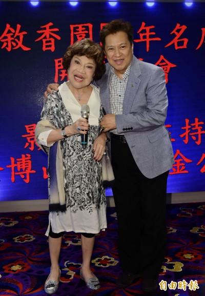 周遊世紀大婚搶鋒頭 甄珍聞劉家昌「不知道」
