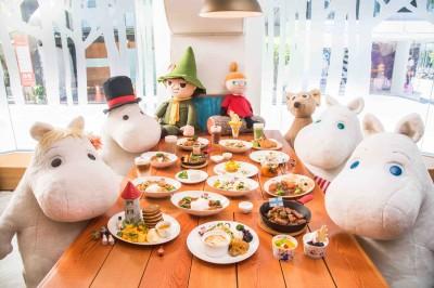 (圖多)整顆心被療癒 嚕嚕米陪你同桌吃新菜