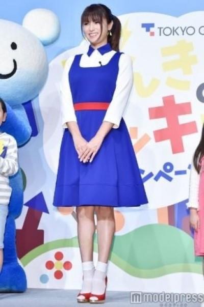 超齡姐姐 35歲深田恭子賣萌裝可愛