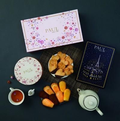 法式烘焙名店推月餅預購 巴黎鐵盒美到不想送人