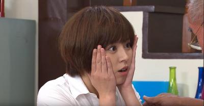 王瞳香菇頭逆齡10歲 接棒陳美鳳轉世武則天