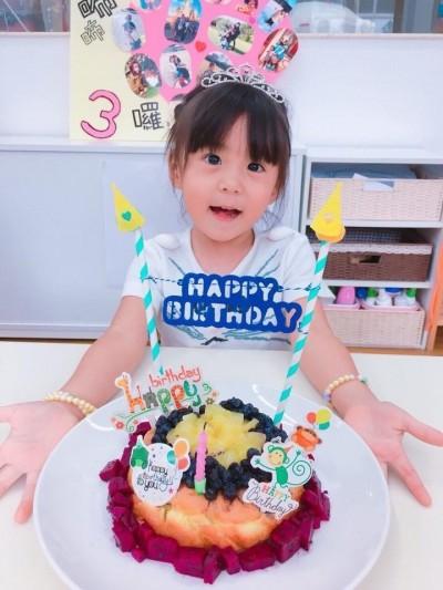 咘咘3歲生日哭喊要XX!賈靜雯公開「殘忍真相」