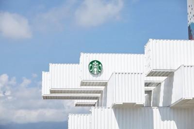 日本建築大師隈研吾 於花蓮海岸打造絕美星巴克