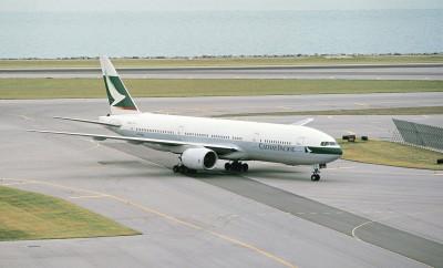 全球首架777-200客機展開退役之旅  國泰及波音捐贈予皮馬航空航天博物館
