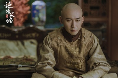 乾隆皇片酬不霸氣 《延禧》聶遠曝「遠遠不到300萬」