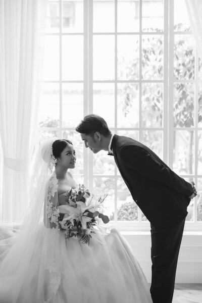 恭喜!馬志翔下月娶魯凱族美女 甜蜜婚紗照曝光