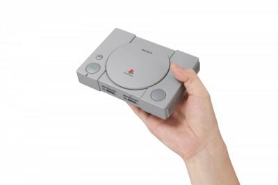 老玩家一定要收藏!初代PlayStation復刻版迷你主機 台灣12月3日上市