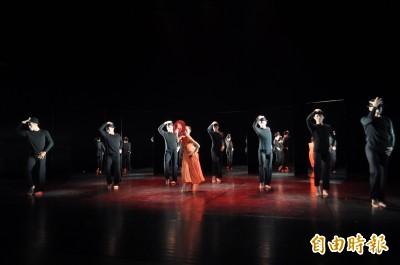 回顧雲門舞集45週年 林懷民:是舞者界定了舞作