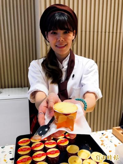 日本由布院爆紅半熟起司蛋糕登台 冰熱都好吃