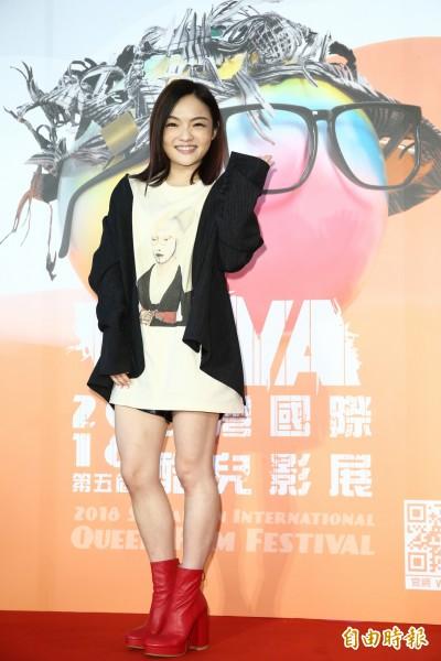 (獨家)徐佳瑩遇強颱困深圳飯店「風大到房間在晃」