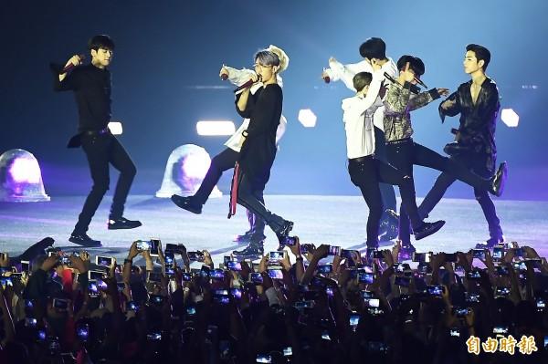 口誤?Big Bang師弟來台開唱 竟大喊「中國的粉絲!」