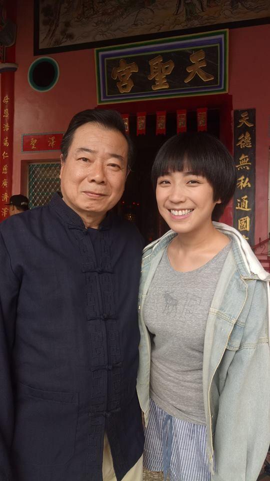 廖峻秀「女兒」賀中秋 網友為正妹暴動狂喊「岳父」