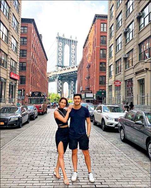 瘋狂亞洲富豪︰台灣我們來啦!    亨利高汀陪辣妻回台過節