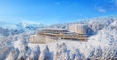 (影音)Club Med新滑雪度假村Les Arcs  12月插旗法國阿爾卑斯山