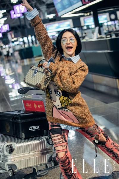 最誠實的機場穿搭! 小S:怎麼可能穿__搭飛機!
