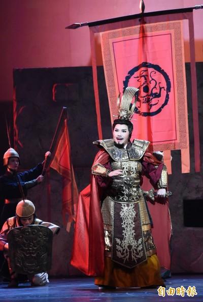 (影音)《夜未央》上演宮鬥戲碼 唐美雲提醒觀眾記得帶面紙