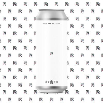 愛最大! 臺虎精釀再推「愛無標籤」限量啤酒
